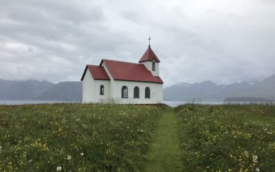 Í takt við náttúruna og núið í Flatey á Skjálfanda