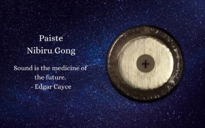 Nibiru gong – heilunarhjóðfærið